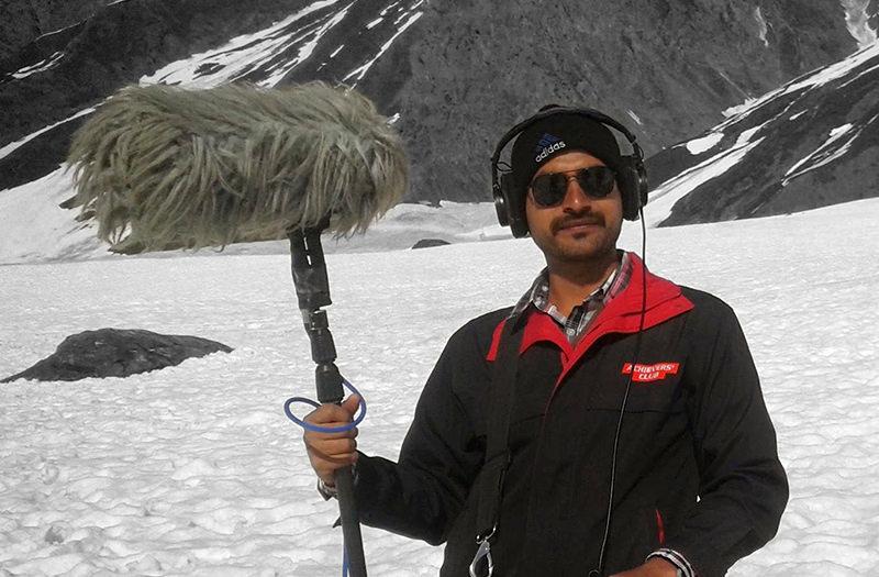 Bhavesh Kumar, Sound Recordist