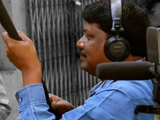 O.V. Sathiyaseelan (Satish), Sound Recordist